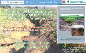 Flyer presentacion Libro